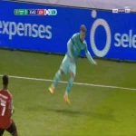 Lincoln 0-4 Liverpool - Curtis Jones 36'