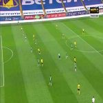 Rostov 1-0 Maccabi Haifa - Eldor Shomurodov 9'
