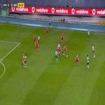 Sporting [1]-0 Aberdeen - T. Tomás 8'
