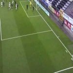 Sporting Charleroi 1-0 Partizan Beograd - Dorian Dessoleil 11'