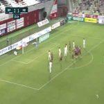 Vissel Kobe 2-(2) Sagan Tosu - Riki Harakawa free kick goal
