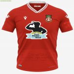 Wrexham's new home kit announced