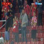 GKS Jastrzębie 0-1 Widzew Łódź - Mateusz Możdżeń 37' (Polish I liga)
