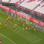 Benfica 1-0 Moreirense - Ruben Dias 20'