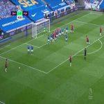 Brighton 1 - [1] Manchester United - Lewis Dunk OG 43'
