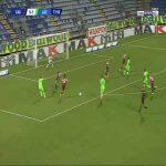 Cagliari 0-2 Lazio - Ciro Immobile 74'
