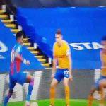Dominic Calvert-Lewin potential handball [Everton - Palace]