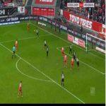 Dusseldorf 1-0 Wurzburger Kickers - Dawid Kownacki 82'
