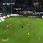 Fortuna Sittard [3]-3 AZ Alkmaar - Zian Flemming 90'+6'