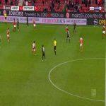 Mainz 1-[2] Stuttgart - Daniel Didavi 61'