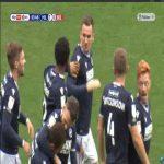 Millwall 1-0 Brentford: Wallace 4'