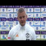 "Solskjaer:""We got away with one, to be fair."" 