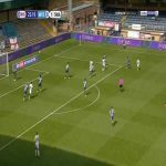 Wycombe 0-2 Swansea - Jamal Lowe 23'