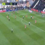 Angers [1]-1 Brest - Sada Thioub 22'