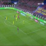 Barcelona [2] - 0 Villarreal - Ansu Fati 19'