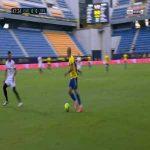 Cadiz 1-0 Sevilla - Salvador Sanchez Ponce 48'