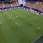 Cadiz 1-[1] Sevilla - Luuk de Jong 65'