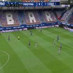 Eibar 0-1 Athletic Bilbao - Unai Lopez 41'