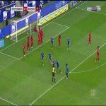 Hoffenheim [1] - 0 Bayern München - Bicakcic 16'
