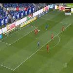 Hoffenheim [2] - 0 Bayern Munchen - Munas Dabbur 23'