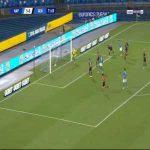Napoli 6-0 Genoa - Matteo Politano 72'