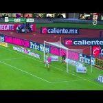 Pumas 0 - [1] Necaxa - David Cabrera 16'