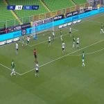 Spezia 0-1 Sassuolo - Filip Djuricic 12'