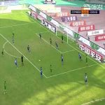 Beijing Guoan (1)-0 Shijiazhuang Ever Bright - Fernando 1st (amazing long shot goal)