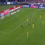 Bologna 3-[1] Parma - Hernani 67'