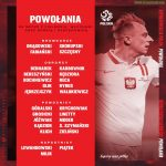 Poland squad for games with Finland, Italy and Bosnia and Herzegovina