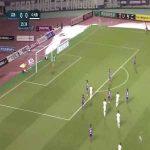 Sanfrecce Hiroshima 0-(1) Gamba Osaka - Shu Kurata amazing long shot goal