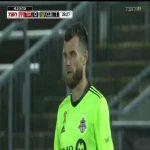 Toronto FC 0-1 Columbus Crew - Chris Mavinga OG 40'