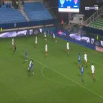 Troyes 1-0 Clermont - Rominigue Kouame N'Guessan 13'