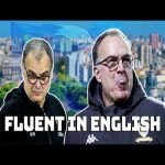 Marcelo Bielsa being fluent in English
