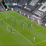 Tottenham [1] - 1 Chelsea - Erik Lamela 84'