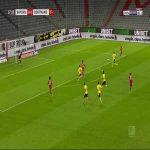 Bayern München [1] - 0 Borussia Dortmund - Corentin Tolisso 18'