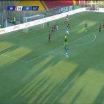 Benevento 0 - [1] Inter - Romelu Lukaku 1'