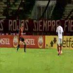 Caracas 0-1 Independiente Medellín - Leonardo Castro 59'