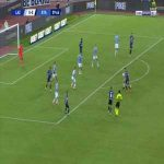 Lazio 0-1 Atalanta - Robin Gosens 11'