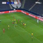 RB Salzburg 1-0 Maccabi Tel Aviv [3-1 on agg.] - Patson Daka 16'