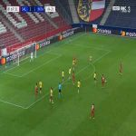 RB Salzburg [3]-1 Maccabi Tel Aviv [5-2 on agg.] - Patson Daka 68'