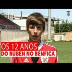 The 12 years of Ruben Dias at Benfica