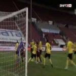 CFR Cluj [1]-0 KuPS - Mario Rondon 5'