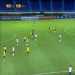 Junior 0-2 Barcelona SC - Jonatan Daniel Alvez Sagar 46'