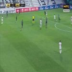Olimpia Asuncion [2]-1 Santos - Jorge Recalde 34'