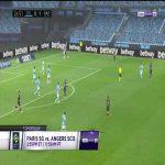 De Jong great pass vs Celta Vigo 27'