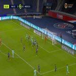 PSG 3 - [1] Angers - Traoré 52'