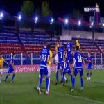 Tigre 0-1 Guarani - Jhohan Romana 20'