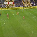 Dortmund [3] - 0 Freiburg - Erling Haaland 66'