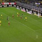Dortmund [4] - 0 Freiburg - Felix Passlack 90+3'